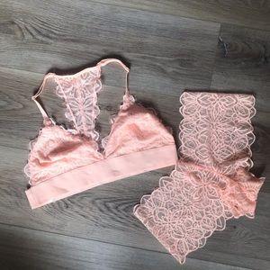 Victoria's Secret bra and panties